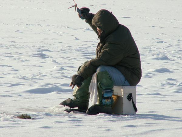 Зимняя рыбалка на форель секреты